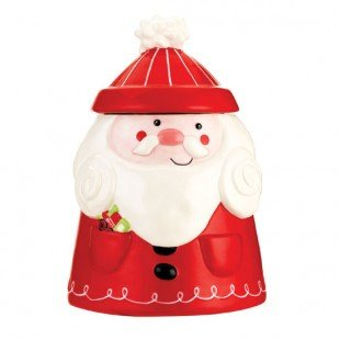 Santa cookie jar from Sainsbury's | Product Finder | Housetohome.co.uk