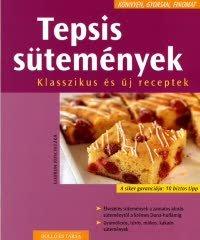 Borító: Tepsis sütemények (Könyv) - Gudrun Ruschitzka