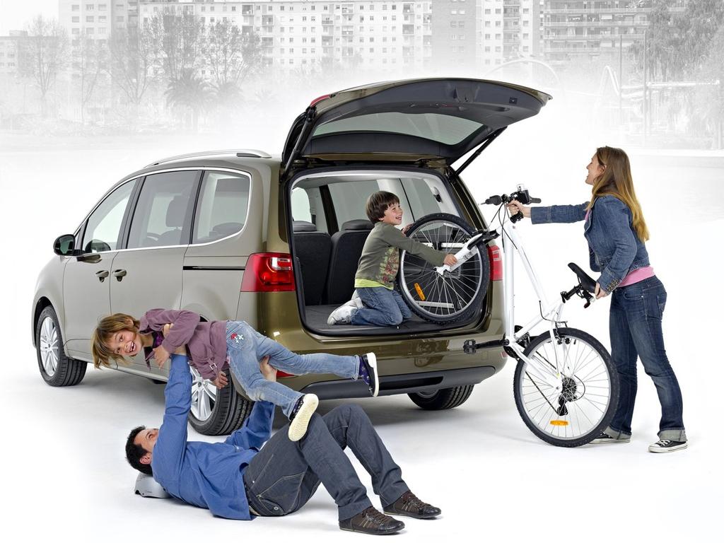 Cómo elegir un auto familiar